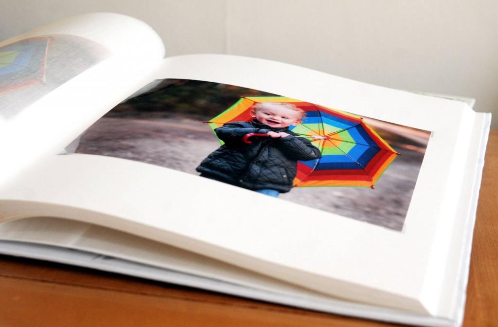 Printed photo album